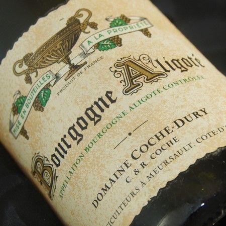 Domain Coche Dury Bourgogne Aligote 2014