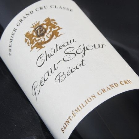 Château BeauSejour Becot 2004