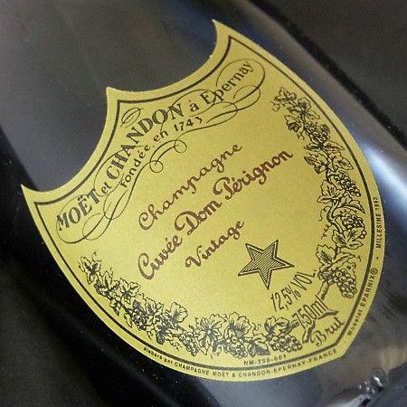 Champagne Dom Perignon 1955 -6cm