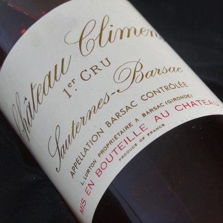 Château Climens 1986
