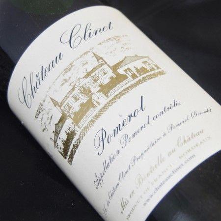 Château Clinet 2010