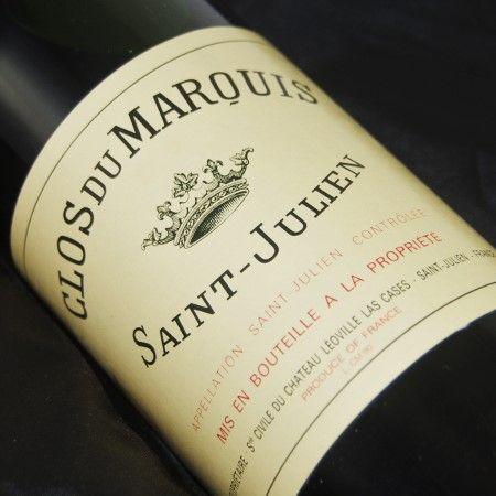 Château Clos du Marquis 1986