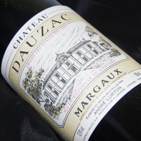 Château Dauzac 1990