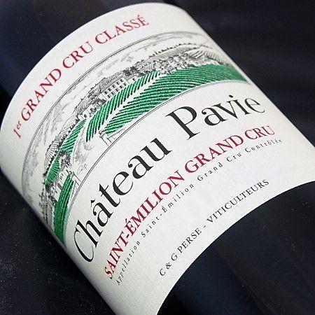 Château Pavie 1989