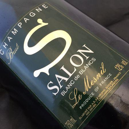Champagne Salon 2002