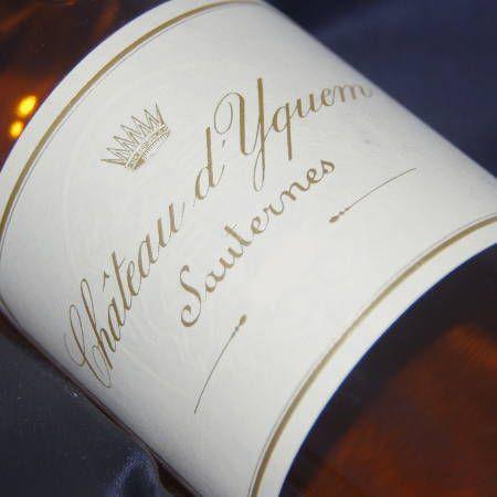 Château Yquem 2008 magnum
