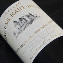 Château Bahans Haut Brion 1985