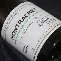 Domaine Romanee Conti Montrachet 2001 -2.5cm