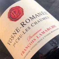 Domaine Lamarche Vosne Romanee Les Chaumes 1993