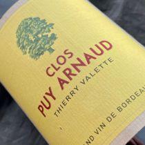 Castillon Clos Puy Arnaud 2010