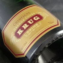 Champagne Krug Grande Cuvee 166ème Edition demi