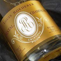 Champagne Cristal Brut 1974 magnum ELA