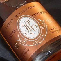 Champagne Cristal Rose 1999 magnum ELA