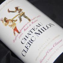 Château Clerc Milon 2001