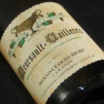 Domaine Coche Dury Meursault Les Caillerets 2001