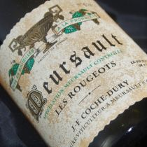 Domaine Coche Dury Meursault Les Rougeots 1990