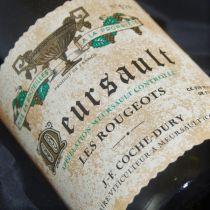 Domaine Coche Dury Meursault Les Rougeots 2000