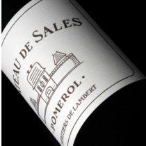 Chateau De Sales 2012 magnum