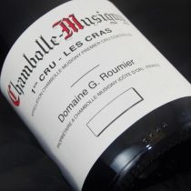 Domaine Georges Roumier Chambolle Musigny Les Cras 2011