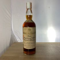 Whisky Macallan Pure Highland Malt 1952 bouteille-70 cl