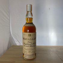 Whisky Macallan Pure Highland Malt 1956 bouteille-70 cl