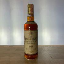 Whisky Macallan Single Malt 18 ans 1964 bouteille-70 cl