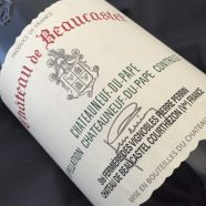 Beaucastel Chateauneuf du Pape Rouge 2013