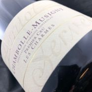 Domaine Amiot Servelle Chambolle Musigny Charmes 2015