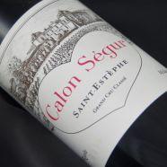 Château Calon Ségur 1980 BG