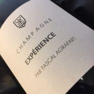 Champagne Agrapart Brut Nature Expérience 2012