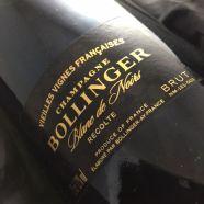 Champagne Bollinger Vieilles Vignes Francaises 1996