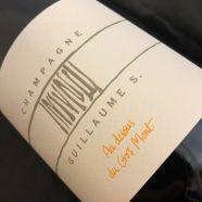 Champagne Guillaume Selosse Au dessus du Gros Mont 2016