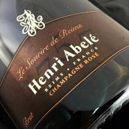 Champagne Henri Abelé Le Sourire de Reims Rosé 2003