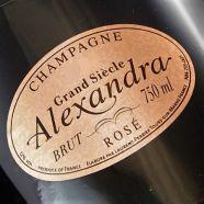 Champagne Laurent Perrier Cuvee Alexandra 2004