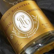 Champagne Cristal Brut 1983 -8cm