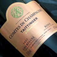 Champagne Taittinger Comtes de Champagne Rose 1979 -6cm