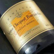 Champagne Veuve Clicquot Vintage Reserve 1985