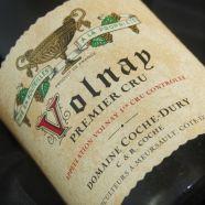 Domaine Coche Dury Volnay 1er Cru 2015