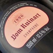 Champagne Dom Ruinart Rose 1996