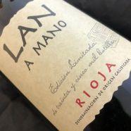 Espagne Lan Rioja A Mano 2009