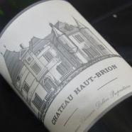 Château Haut Brion Blanc 1992