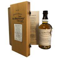 Whisky The Balvenie Single Malt Vintage Cask 1970 bouteille 70 cl