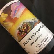 Domaine Seppi Landmann Sylvaner Vin de Glace 1999 demi