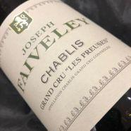 Domaine Faiveley Chablis Les Preuses 2014