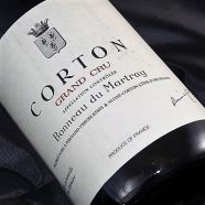 Domaine Bonneau du Martray Corton 2017