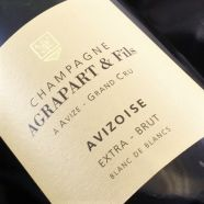 Champagne Agrapart Avizoise 2013