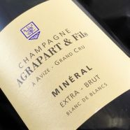 Champagne Agrapart Mineral 2012