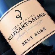 Champagne Billecart Salmon RoseNV magnum