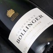 Champagne Bollinger Speciale CuveeNV