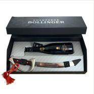 Champagne Bollinger Vieilles Vignes Francaises Coffret Sabre 2007